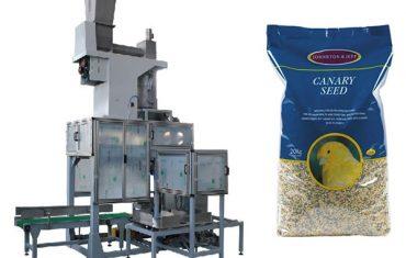 20kg korn fræ opið munni bagging & poka fylla vog