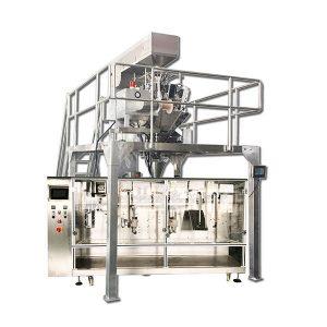Sjálfvirk Lárétt Pre-Made Granular Pökkun Machine