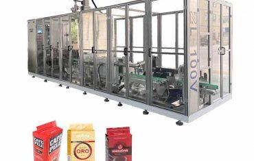 Sjálfvirk Línuleg Tegund Brick Vacuum Bag Pökkun Machine