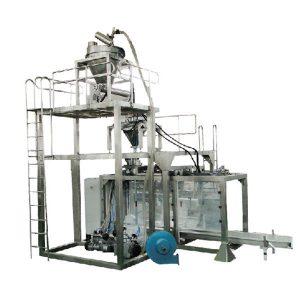 Big Bag Sjálfvirk Powder Vega Bensín Machine Mjólk duft pakkning vél