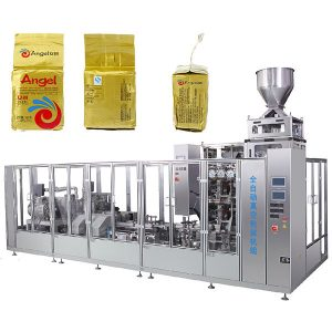 Kaffi Vacuum Brick Bag Pökkun Machine