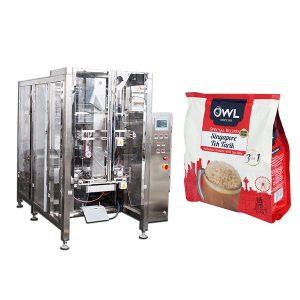 Degassing Valve Automatic Coffee Powder Pökkun Machine