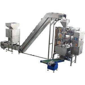 Granulates Vacuum Pökkun Machine