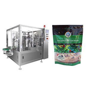 Greindur Rotary Premade Poki Pökkun Machine