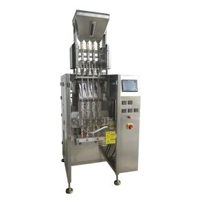Multilane Stickpack Powder Pökkun Machine
