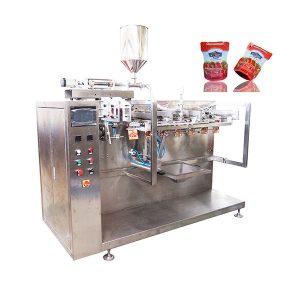 Pre-Made Poki Tómatsósa Pökkun Machine
